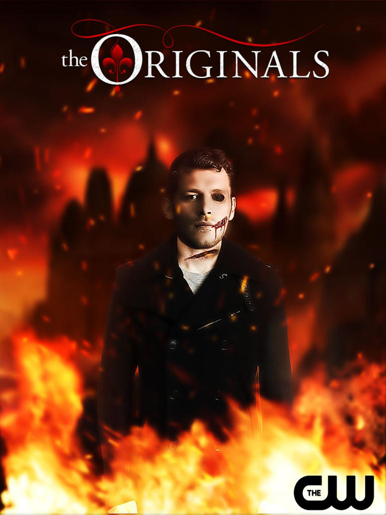 The Originals Season 2 Promotional Poster (Klaus) by ...