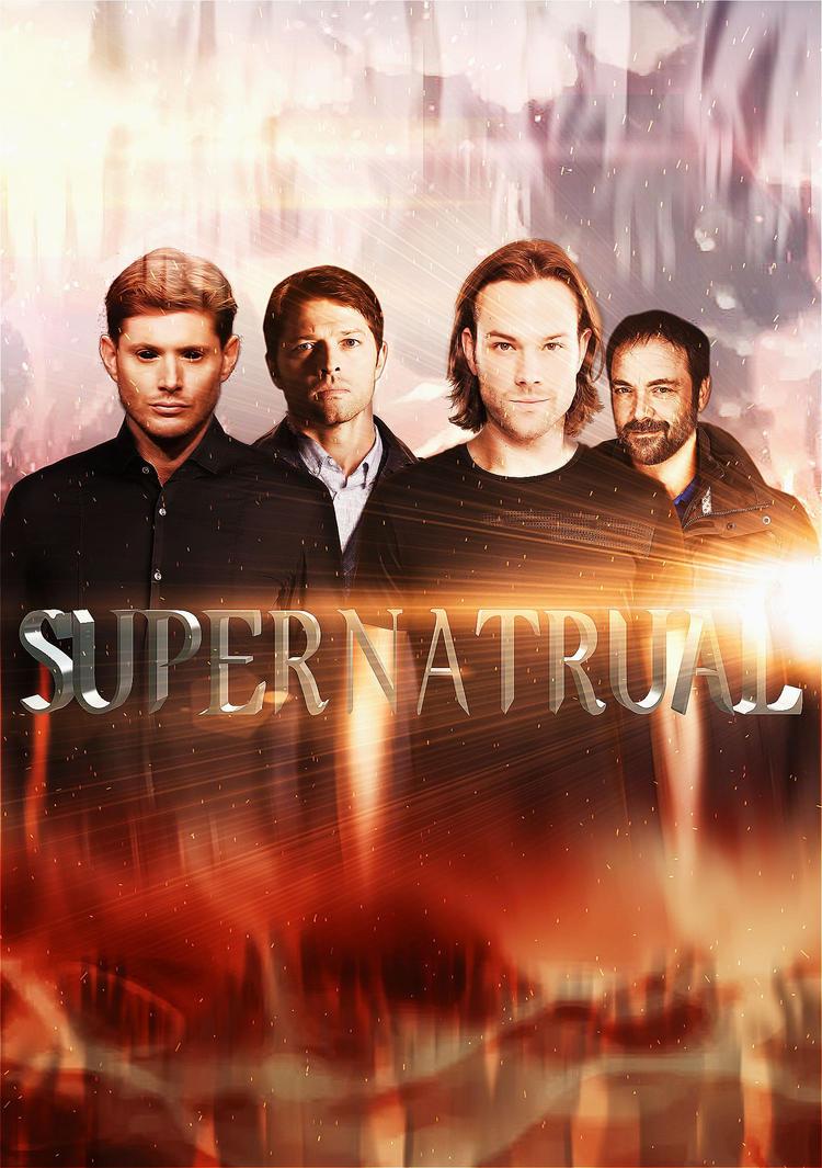 Supernatural: Season 10 Promotional Poster by MacSchaer on ...