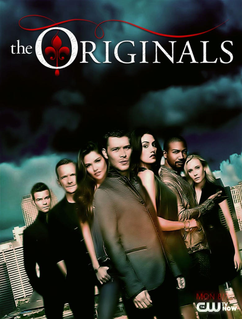 The originals season 1 dvd cover