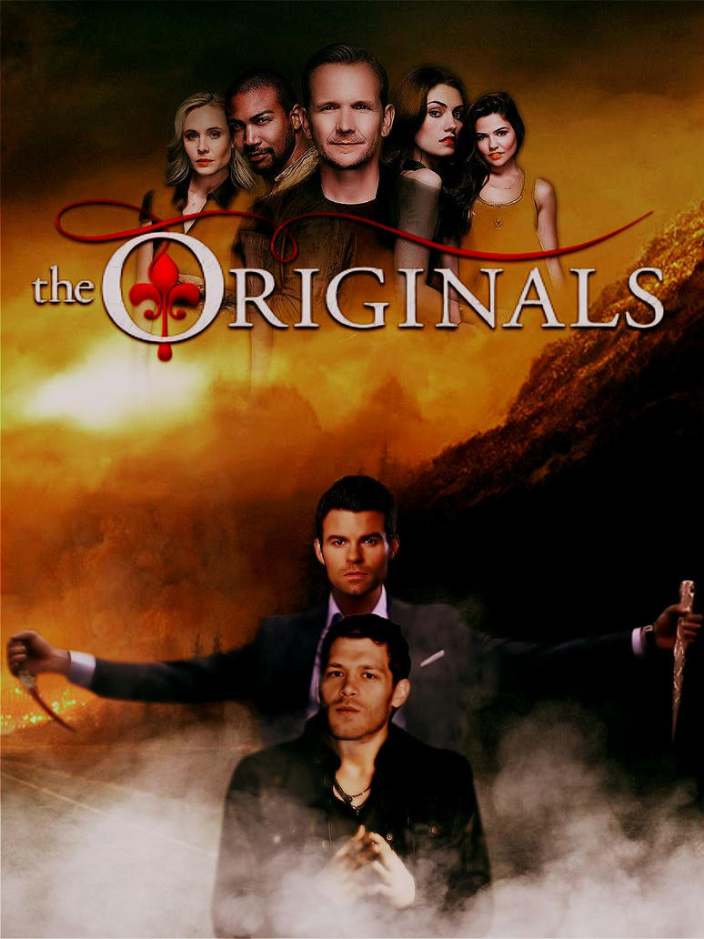 The Originals Season 2 Promotional Poster By Macschaer On