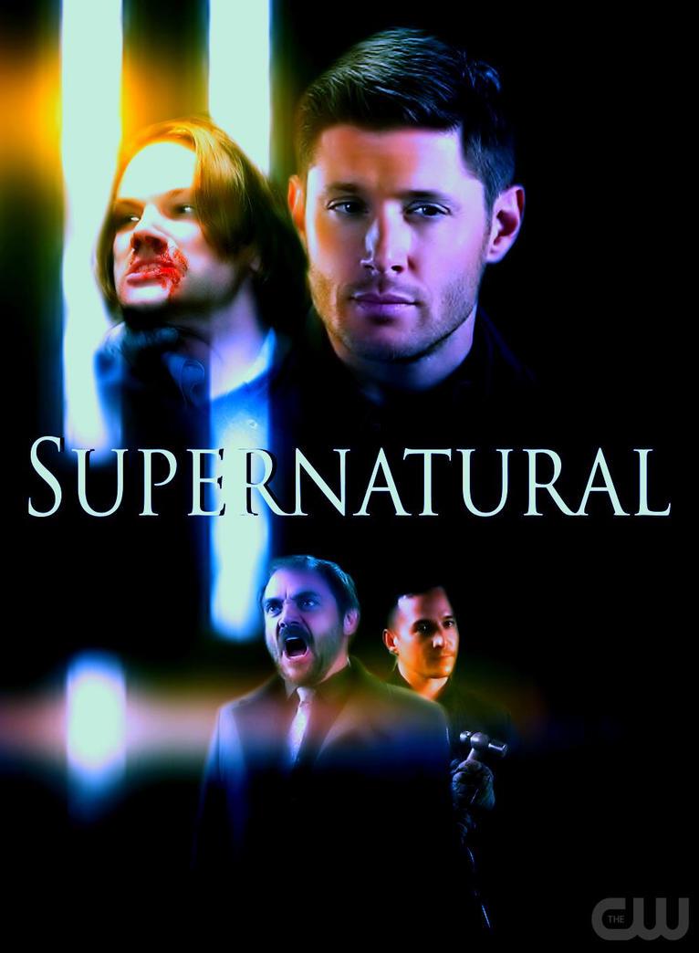 Supernatural: Season 10 (Reichenbach) Promo Poster by ...