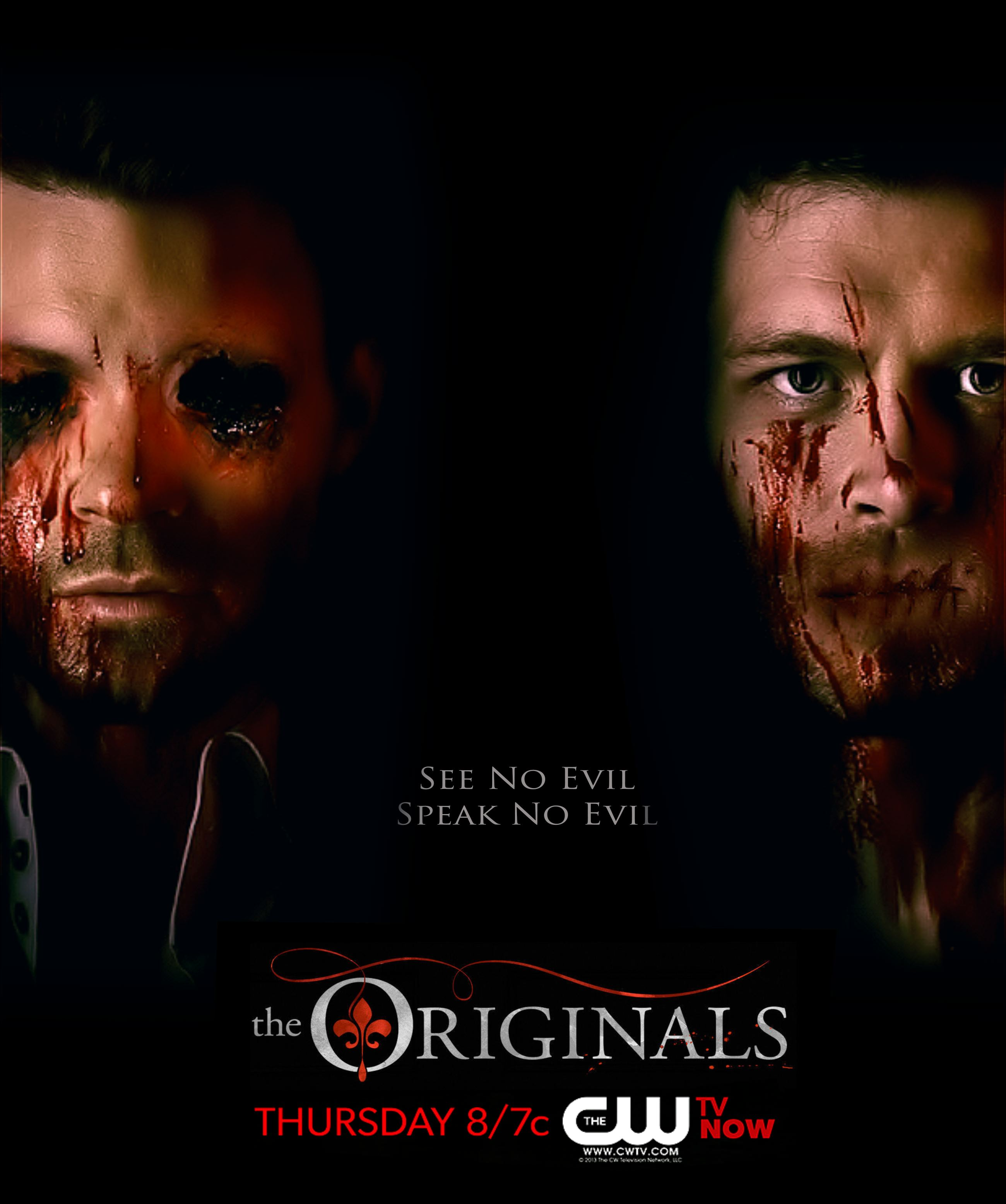 The Originals: Season 3 Promotional Poster By MacSchaer On