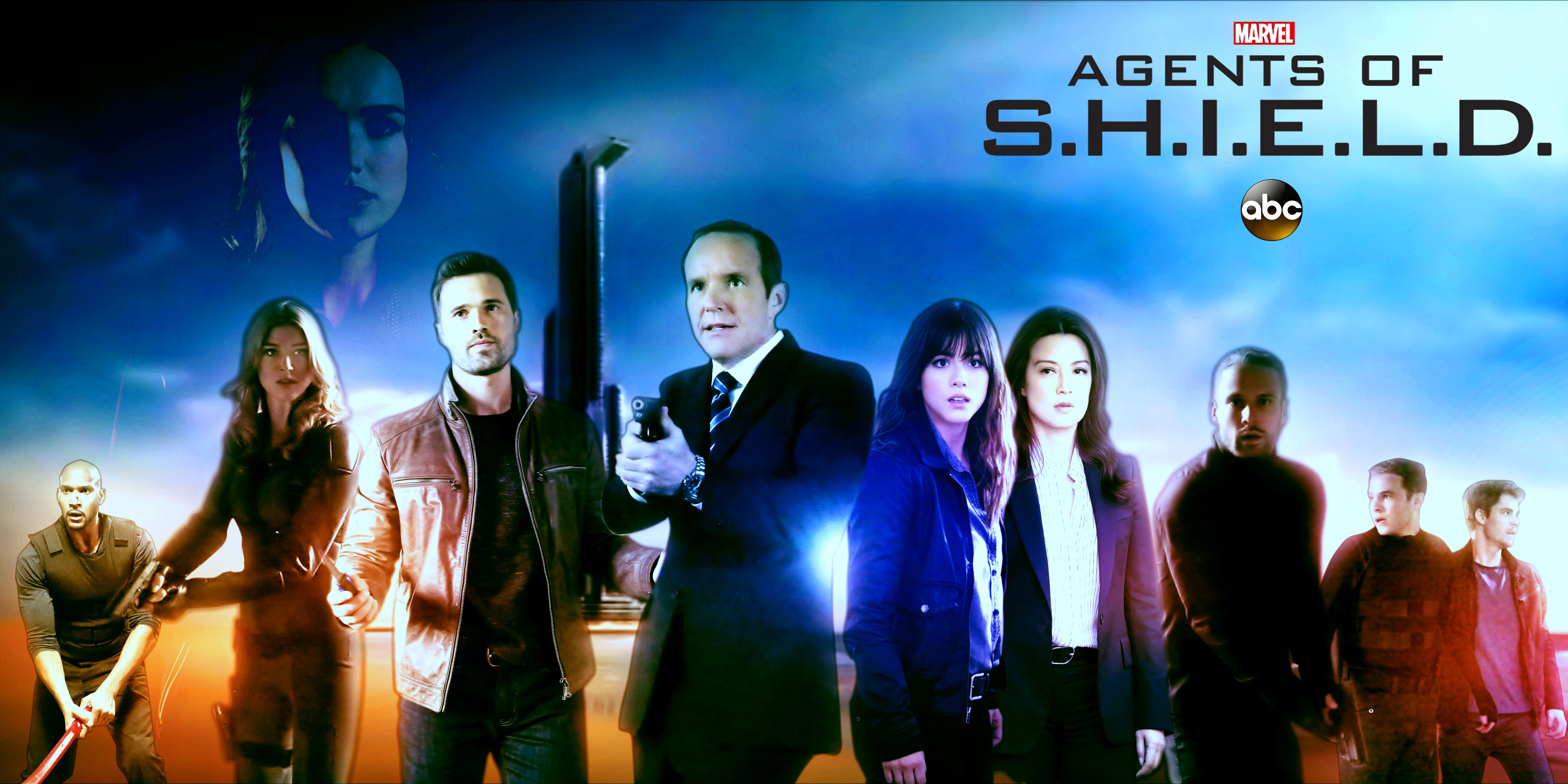 Agents Of Shield Source MARVEL S SHIELD 2013 Poster By MacSchaer On DeviantArt