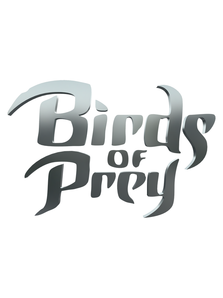 Dc S Birds Of Prey 2001 Logo By Macschaer On Deviantart