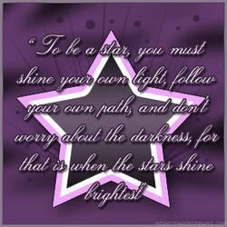 Shine Bright by nightshadedreams