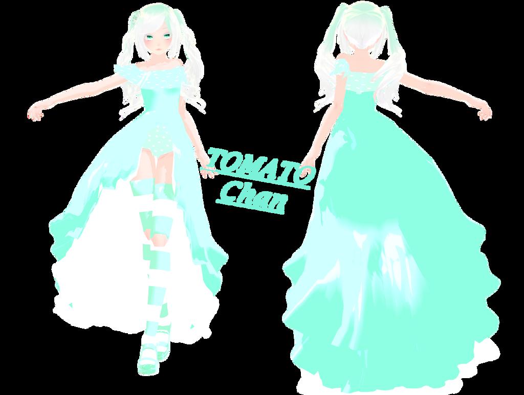 [TDA] ZN style Tomato - chan by ZerevinaNatalia