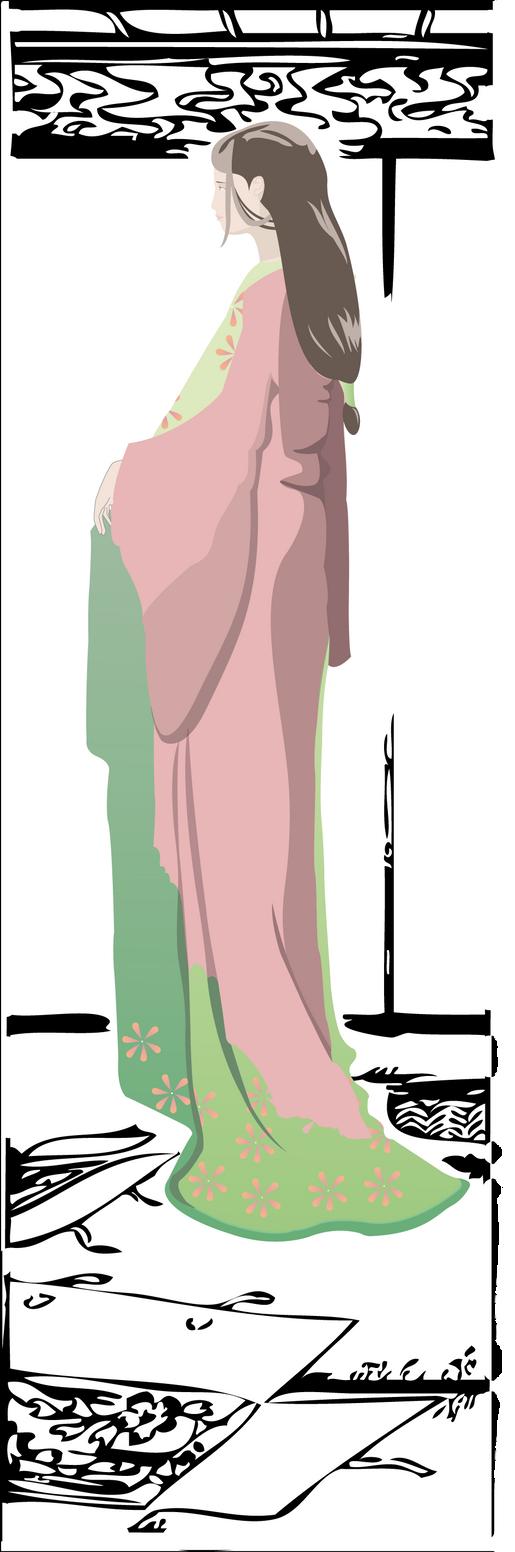 Kimono by cybersuzy