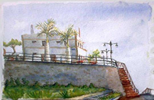 Lanzarote scenery