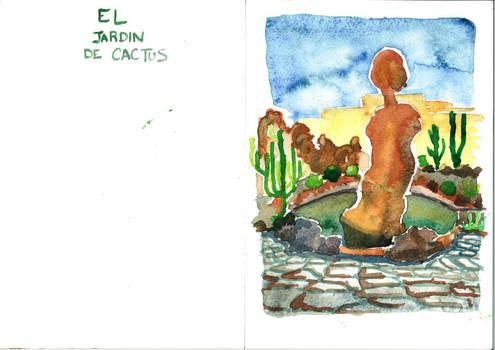 El Jardin de cactus