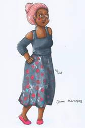 Joan Marayag by MissRoxanne123
