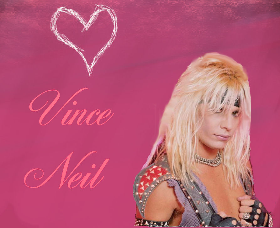 Vince Neil Is Love by HaelWincester