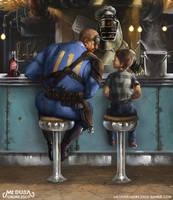 Nan-ni shimasho-ka? Fallout! by Vandalll