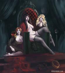 The Vampire Queens