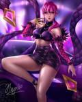 Evelynn KDA by Hayes-irina