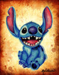 Stich - Lilo and Stitch