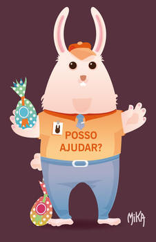 Need some help Mr Rabbit