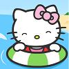 Hello Kitty. Summer Avatar by xPinkCuppycake