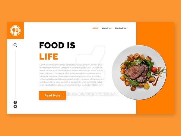 Foodislife by urooj08