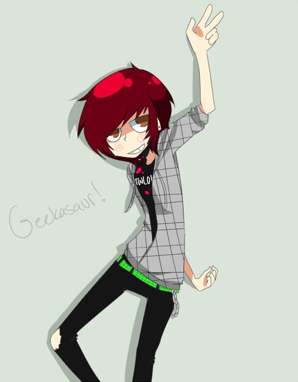 lolnewid by Geekasaur