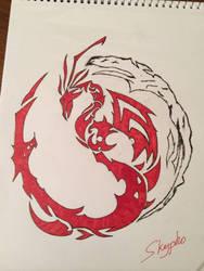 Dragon. I think.