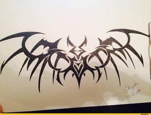 Some bat-thing