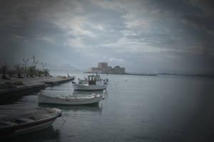 Mediterranean Sea by Zephander