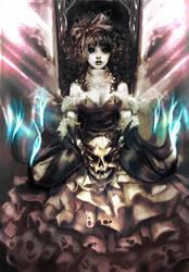 Mirror Ghost by genki-de