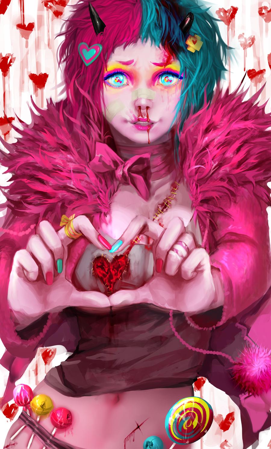 Anemia by genki-de