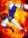 Bomberman 1-Jam-Coloured