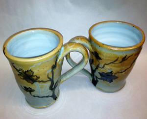 Cherry Blossom Mugs 2