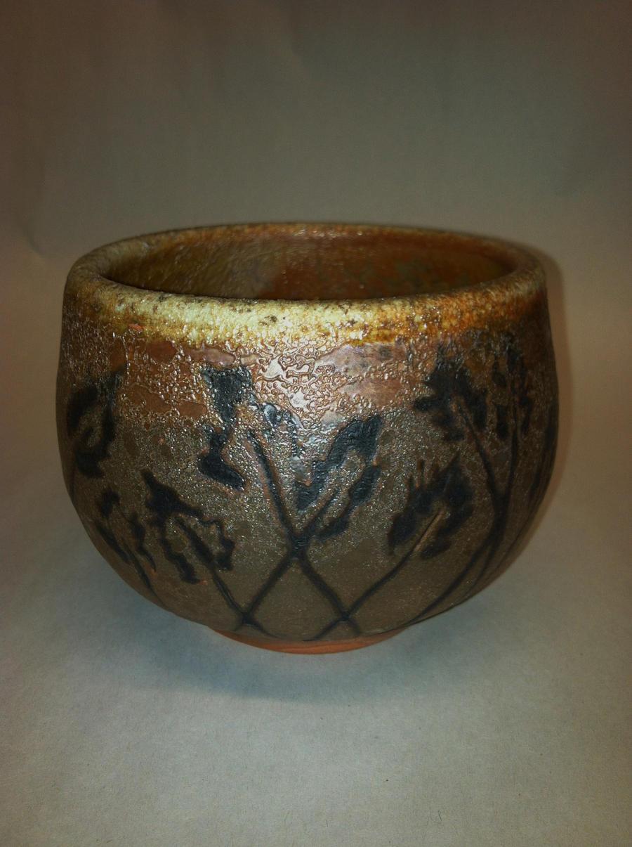 Wood fire wheat bowl