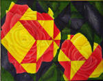 Quilted Rose 2