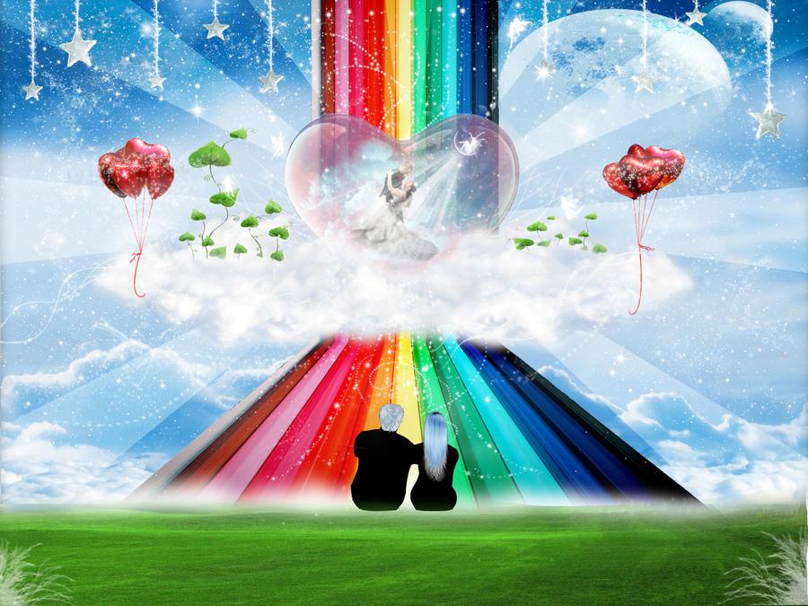 Lovers Dream by gravitywarrior