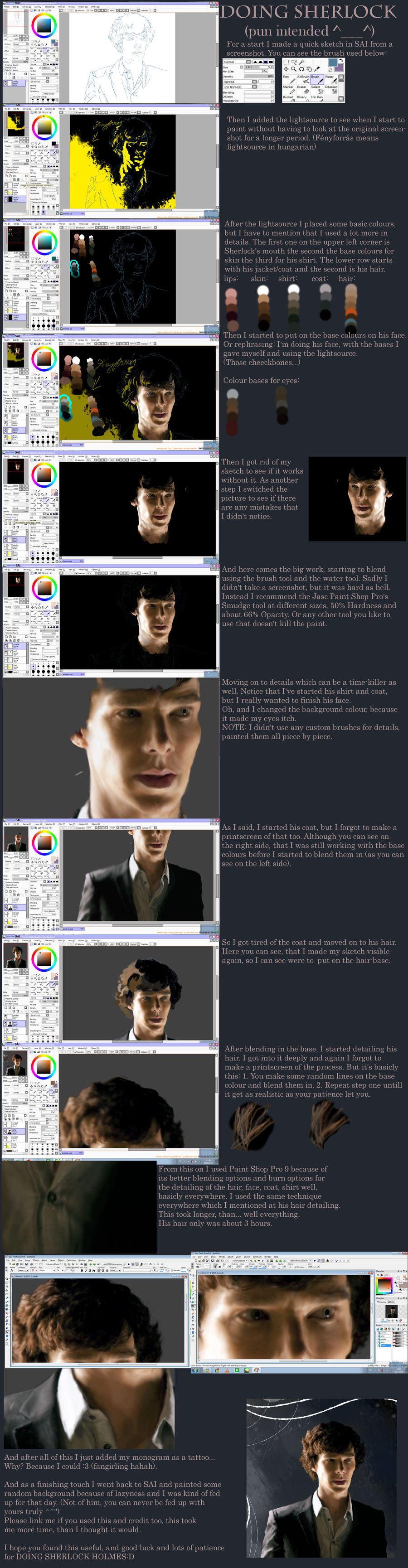 Sherlock-tutorial