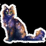 Starry Spottedleaf [Speedpaint!]