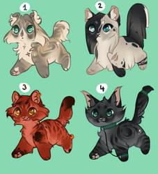 Cat Adopt Batch [1/4 OPEN]