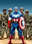 Captain America - The Icon