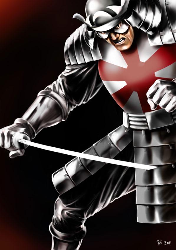 silver samurai wallpaper - photo #22