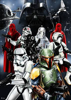 The Empire by Robert-Shane