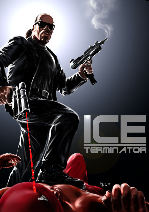 Ice-Terminator by Robert-Shane