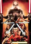 Star Wars - Female Force Five