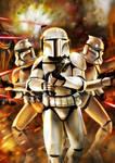 Clone Commander Fett