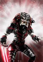 Star Wars - Sith Predator by Robert-Shane