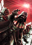 Darth Vader and TIE Fighter Pilots