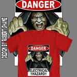 Star Wars Tee design - Electrical Hazard