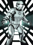 Star Wars meets Marvel - Iron Trooper