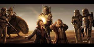 Star Wars Unseen Scenes -Episode 4