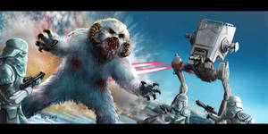Star Wars Unseen Scenes - Episode 5 by Robert-Shane