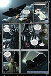 Star Wars vs Aliens - short story - page 1 of 6