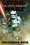 Stormtroopers from Star Wars - The Force Awakens